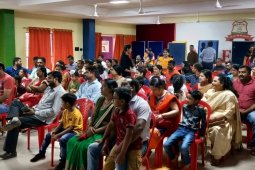 Workshop on Joys of reading with children